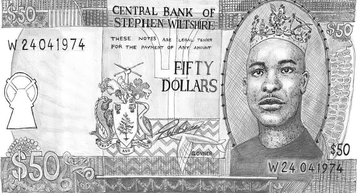 Central Bank of Stephen Wiltshire